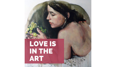 Love in the (air) art