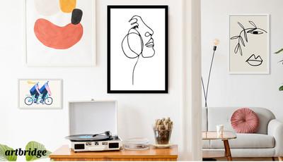 Te tudod hogyan készíts otthon galériafalat? - Az Art Bridge tippjei