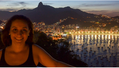 Greetings from Brasil - Graziella Granata